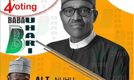 Election 2019: Ali Nuhu Thanks Nigeria for Voting Buhari