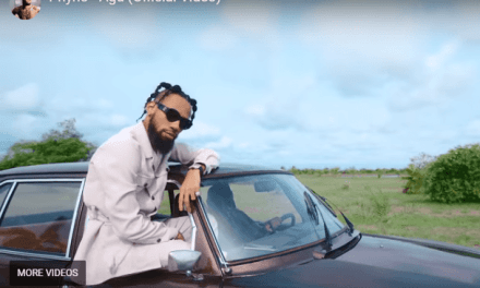 "Phyno is Back! Watch New Video for his New single ""Agu"""