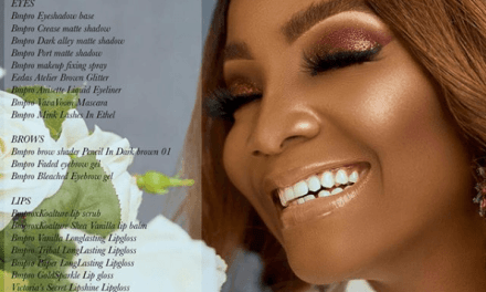Simi in Bridal Attire is The Most Alluring Sight You Will See This Week