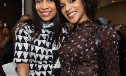 "Tiffany Haddish and Nomzamo Mbatha Attend Koshie Mills' ""The Diaspora Dialogues"""