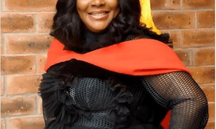 Comedian Helen Paul Bags her PHd, to Graduate April 4