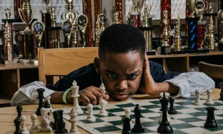 8-year-old Tani Adewumi Wins New York State Chess Championship