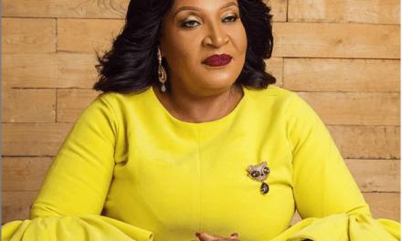5 Photos that Prove Ngozi Nwosu is Still a Sweet Momma