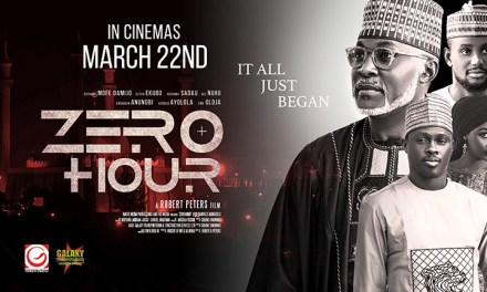 Richard Mofe Damijo, Eucharia Anunobi, Ali Nuhu Star In 'Zero Hour'