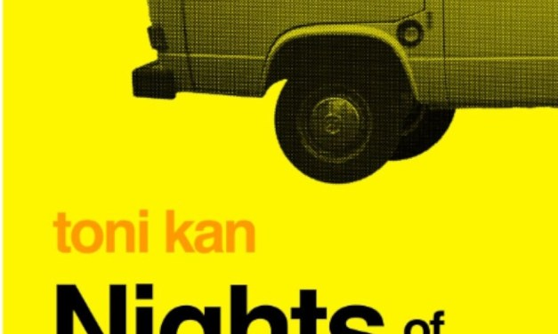 "Toni Kan's ""Nights of the Creaking Bed"" Makes UK Debut"