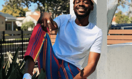 Adekunle Gold Hints on a Third Album in 2019