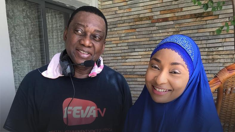 "Belinda Effah is a Northern Woman in Upcoming Movie ""Haram"""