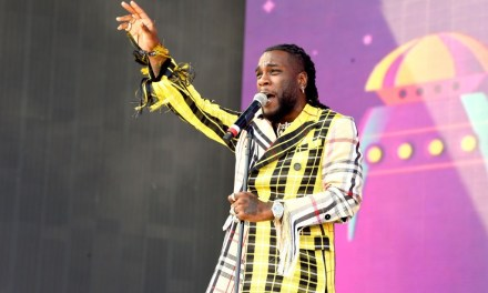 Watch Highlights of Burna Boy's Coachella Performance