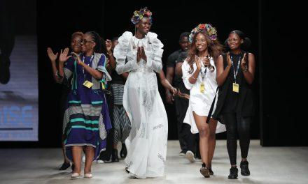 Ituen Basi at 2019 ARISE Fashion Week