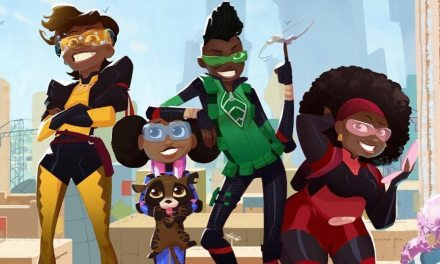"Yes! Netflix Acquires First African Animated Series ""Mama K's Team 4"""