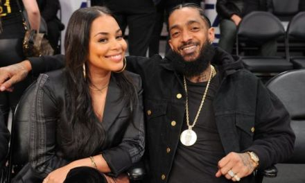 Lauren London Posts Tribute, as Nipsey Hussle's Music Sales Surge