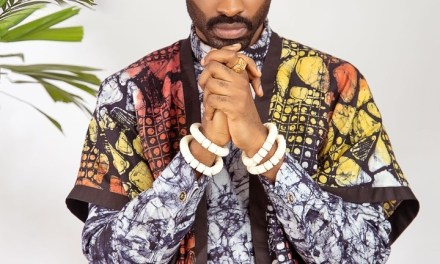 "Ric Hassani is Striking in Patrickslim's ""Okunrin Igbalode"""