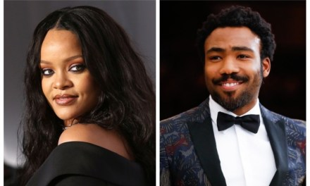 Childish Gambino and Rihanna's Movie Might be Released Soon