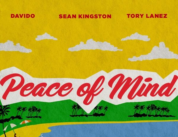 "Listen to Sean Kingston, Tory Lanez and Davido on ""Peace of Mind"""