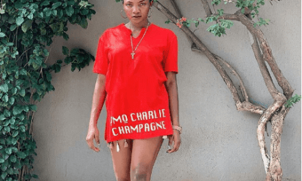 Simi Switches up Hairstyle and Looks So Adorable
