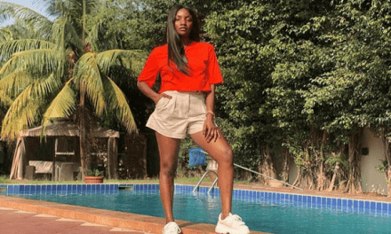 "Listen To Simi's Self-Produced Song- ""Small Ting"""