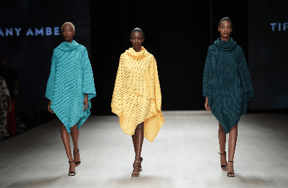 2019 Arise Fashion Week: Check out Tiffany Amber's Collection