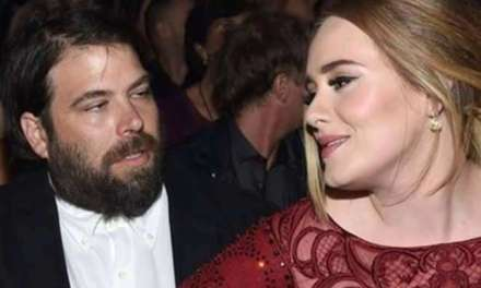 Adele Separates from Husband after 8 Years Together