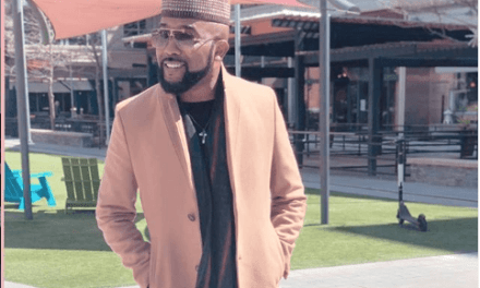 Banky W Protests killing of Nigerian Man by SARS