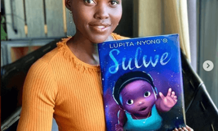 """Lupita Nyong'o Unveils Her New Children's Book """"Sulwe"""""""
