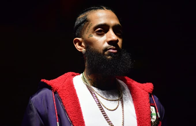 Los Angeles Rapper, Nipsey Hussle Shot Dead Outside his Clothing Shop