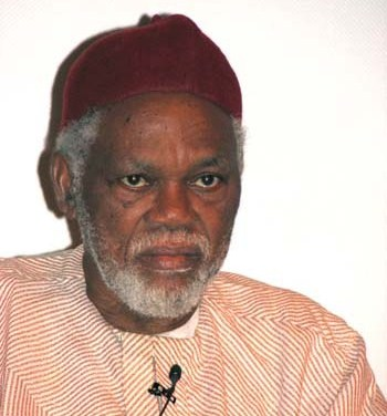 7 Things you did not know about master artist and poet, Uche Okeke