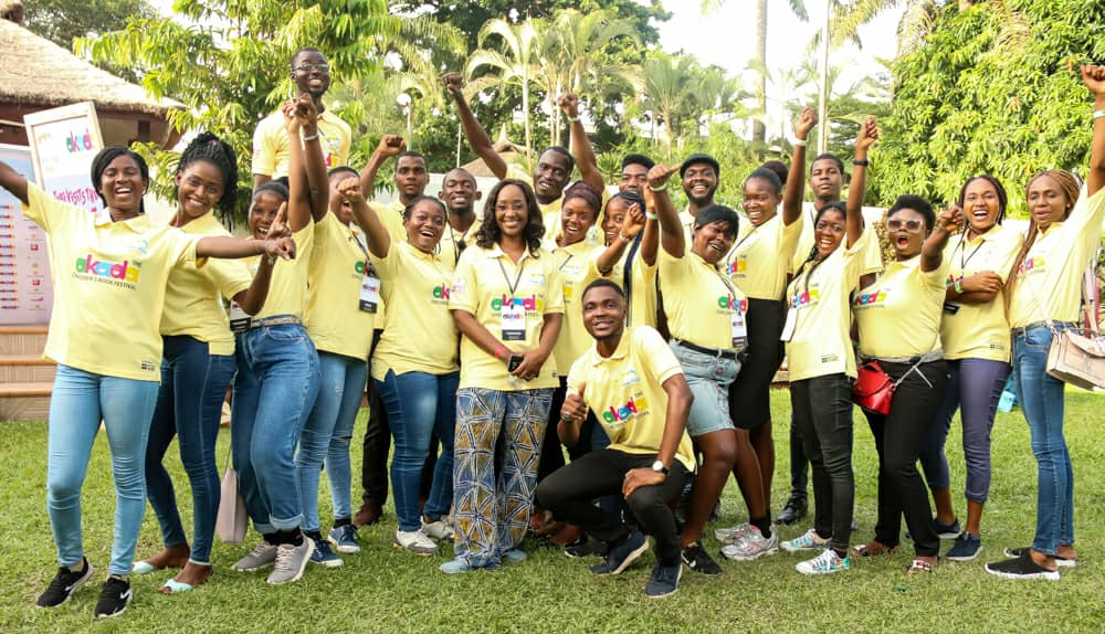 Here's What Went Down at Akada Children's Book Festival