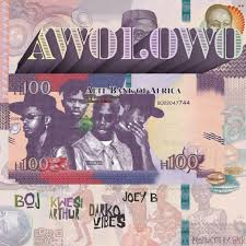 Watch BOJ, Joey B, Kwesi Arthur & Darko Vibes in 'Awolowo' Video