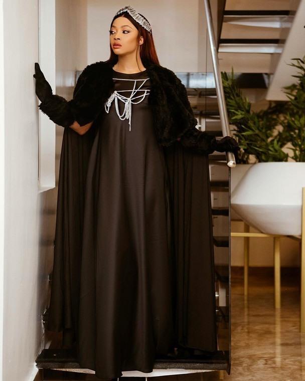 Toke Makinwa as Sansa