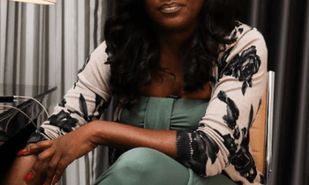 Ireti Doyle Shares Inspiring Encounter With Female Uber Driver In Lagos