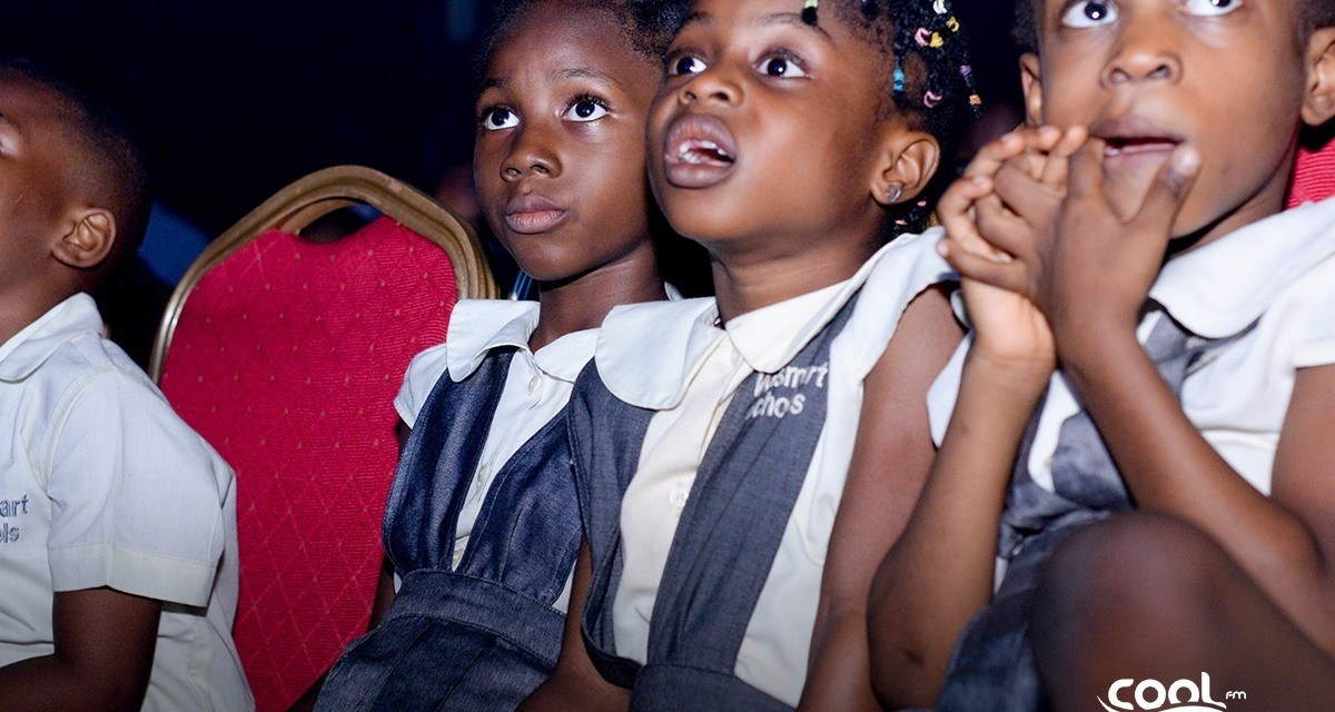 Cool FM treats 500 children to a day out at the cinema, stage play & goodies