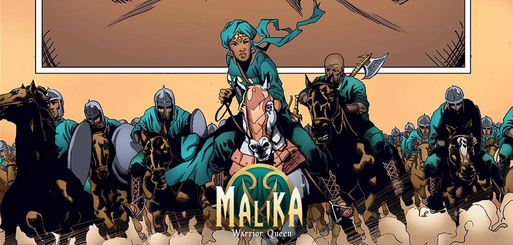 Adesua Etomi Enlisted for 'Malika: Warrior Queen' Animated Series