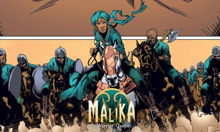 Adesua Etomi Enlisted for 'Malika: Warrior Queen' Animated Series