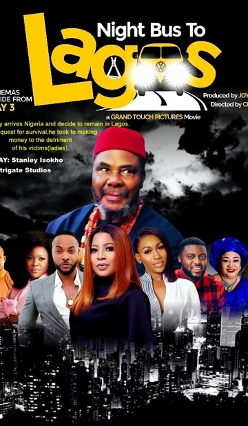 """New Movie """"Night Bus to Lagos"""" is a Classic Rom-com"""