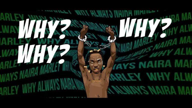 """Naira Marley Drops New Song """"Why"""""""