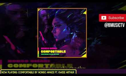 Listen to Nonso Amadi's New Song With Kwesi Arthur, 'Comfortable'