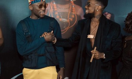 "Patoranking Hosts Star-studded Listening For New Album ""Wilmer"""