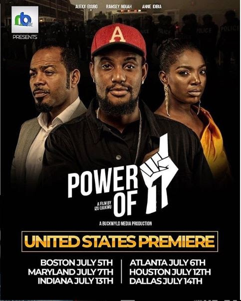 'Power of 1' Movie to Debut In The United States