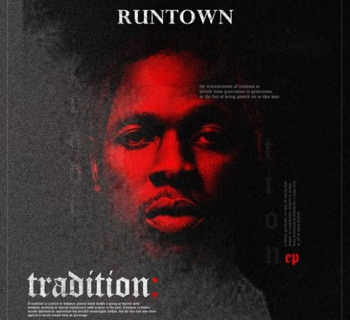 "Listen to Runtown's Spankin' New EP ""Tradition"""
