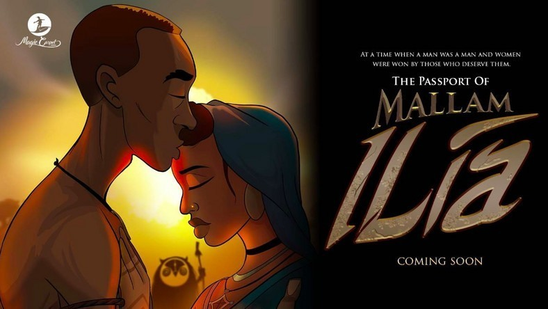 "Watch BTS Documentary of 2D Animated Adaptation of ""The Passport of Mallam Ilia"""