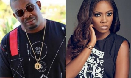 """""""Your Jersey as First Lady of Mavin Will Forever be Yours"""" Don Jazzy Tells Tiwa Savage"""