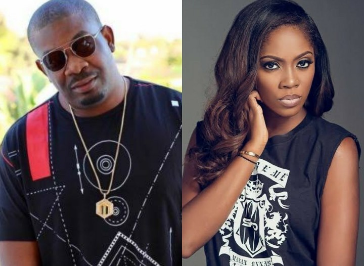 """Your Jersey as First Lady of Mavin Will Forever be Yours"" Don Jazzy Tells Tiwa Savage"
