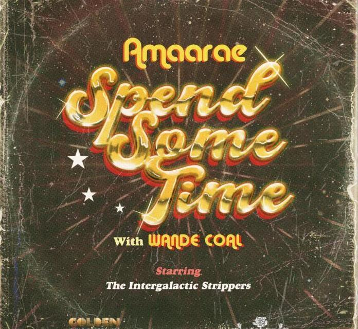 Watch Video for Spend Some Time' by Amaarae ft Wande Coal