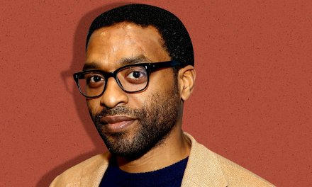 "Chiwetel Ejiofor Reveals Why He is Playing Scar in ""The Lion King"""