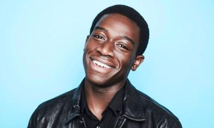Damson Idris Stars in 5th Season of 'Black Mirror'