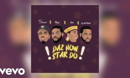 """Skiibii, Falz, Teni & DJ Neptune out with new Celebrity Anthem """"Daz How Star Do"""""""