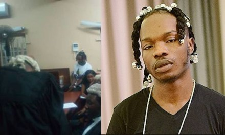 Naira Marley Out of Prison 14 Days After Court Granted Bail