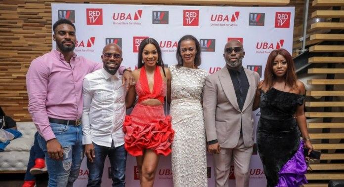 "UBA Hosts ""The Men's Club"" Season Two Premiere"