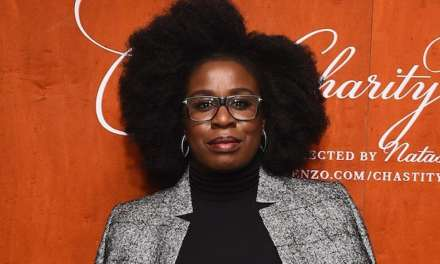 Uzo Aduba to Play First Black Woman to Run for US President In Upcoming Series