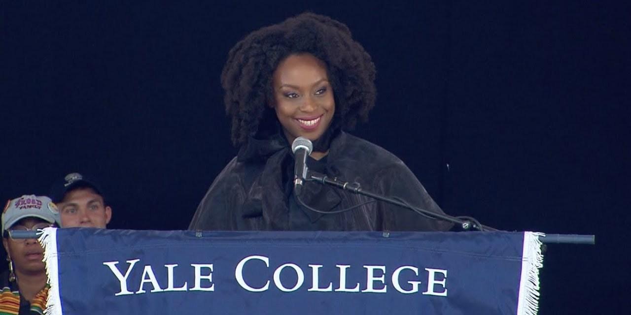 Chimamanda Adichie Honored by Yale University